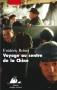 """Couverture du livre : """"Voyage au centre de la Chine"""""""