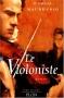 """Couverture du livre : """"Le violoniste"""""""