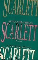 """Couverture du livre : """"Scarlett"""""""