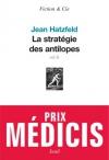 """Couverture du livre : """"La stratégie des antilopes"""""""