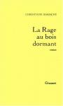 """Couverture du livre : """"La rage au bois dormant"""""""