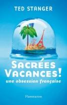 """Couverture du livre : """"Sacrées vacances"""""""