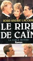 """Couverture du livre : """"Le rire de Caïn"""""""