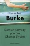 """Couverture du livre : """"Dernier tramway pour les Champs-Elysées"""""""
