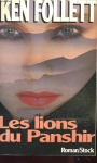 """Couverture du livre : """"Les lions du Panshir"""""""