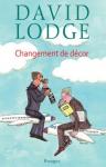"""Couverture du livre : """"Changement de décor"""""""