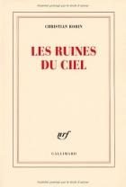 """Couverture du livre : """"Les ruines du ciel"""""""