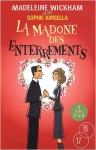 """Couverture du livre : """"La madone des enterrements"""""""