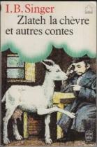 """Couverture du livre : """"Zlateh la chèvre"""""""