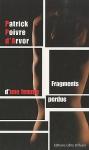 """Couverture du livre : """"Fragments d'une femme perdue"""""""