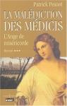 """Couverture du livre : """"L'ange de miséricorde"""""""