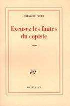 """Couverture du livre : """"Excusez les fautes du copiste"""""""