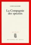"""Couverture du livre : """"La compagnie des spectres"""""""