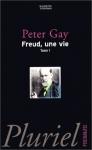 """Couverture du livre : """"Freud, une vie"""""""