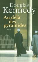 """Couverture du livre : """"Au-delà des pyramides"""""""