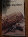 """Couverture du livre : """"La boîte à tartines"""""""