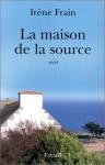 """Couverture du livre : """"La maison de la source"""""""