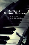 """Couverture du livre : """"L'hiver à Lisbonne"""""""