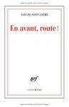 """Couverture du livre : """"En avant, route !"""""""