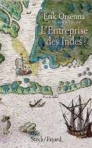 """Couverture du livre : """"L'entreprise des Indes"""""""