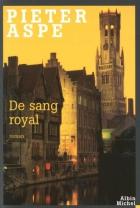 """Couverture du livre : """"De sang royal"""""""