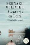 """Couverture du livre : """"Aventures en Loire"""""""