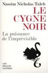 """Couverture du livre : """"Le cygne noir"""""""