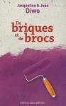 """Couverture du livre : """"De briques et de brocs"""""""
