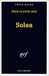 """Couverture du livre : """"Solea"""""""