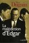 """Couverture du livre : """"La malédiction d'Edgar"""""""
