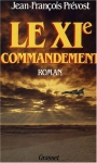 """Couverture du livre : """"Le onzième commandement"""""""