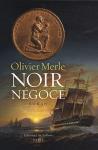 """Couverture du livre : """"Noir négoce"""""""