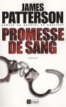 """Couverture du livre : """"Promesse de sang"""""""