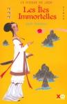 """Couverture du livre : """"Les îles immortelles"""""""