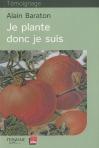 """Couverture du livre : """"Je plante donc je suis"""""""