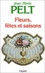 """Couverture du livre : """"Fleurs, fêtes et saisons"""""""