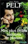 """Couverture du livre : """"Mes plus belles histoires de plantes"""""""