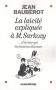 """Couverture du livre : """"La laïcité expliquée à Mr Sarkozy"""""""