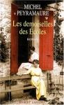 """Couverture du livre : """"Les demoiselles des écoles"""""""