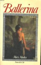 """Couverture du livre : """"Ballerina"""""""