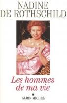 """Couverture du livre : """"Les hommes de ma vie"""""""