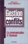 """Couverture du livre : """"Gestion des conflits"""""""