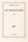 """Couverture du livre : """"Le prisonnier"""""""