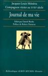 """Couverture du livre : """"Journal de ma vie"""""""