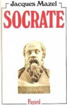 """Couverture du livre : """"Socrate"""""""