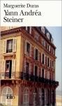 """Couverture du livre : """"Yann Andréa Steiner"""""""