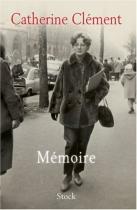 """Couverture du livre : """"Mémoire"""""""