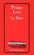 """Couverture du livre : """"La trêve"""""""