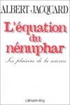 """Couverture du livre : """"L'équation du nénuphar"""""""