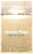 """Couverture du livre : """"Terezin Plage"""""""